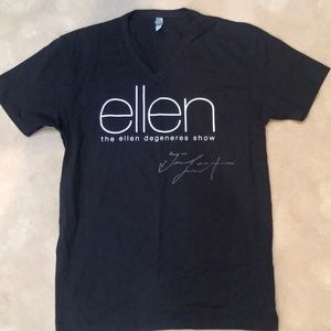 Other - TL shirt SIGNED from Ellen show